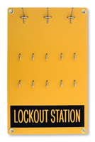 Lockout Station Only - 10 position