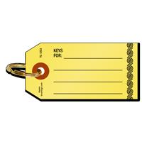 Blank Key Tag