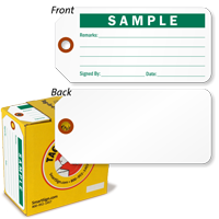 Sample Tag-in-a-Box with Fiber Patch