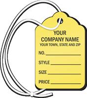 Custom Garment Tag