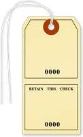 Retain This Check Repair Tag