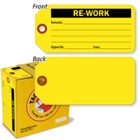 Rework Tag-in-a-Box with Fiber Patch