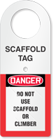 Scaffold Status Tag Holder