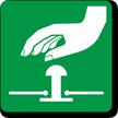 Emergency Stop Push Button Label