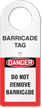 Secure Alert Tag Holder (Fit tags up to 3.625