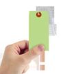 Light Green Cardstock Tag #5