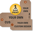 Custom Paper Tag