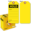 Hold Inspection Tag-in-a-Box with Fiber Patch
