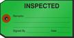 Inspected Repair Tag