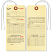 2-Sided Layaway Perforated Tag