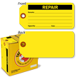 Repair Tag-in-a-Box with Fiber Patch