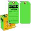 Return to Stock Tag-in-a-Box with Fiber Patch