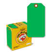 Green Tag with Fiber Patch