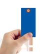 Blue Tyvek Shipping Tag #5