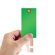 Green Tyvek Shipping Tag #5