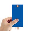Blue Tyvek Shipping Tag #8