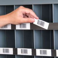 Self Adhesive Shelf Edge Label Holder