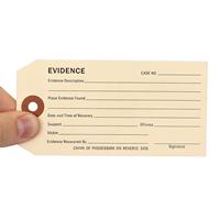 Evidence Identification Tag