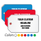 Create Your Own Generic Colored Tag